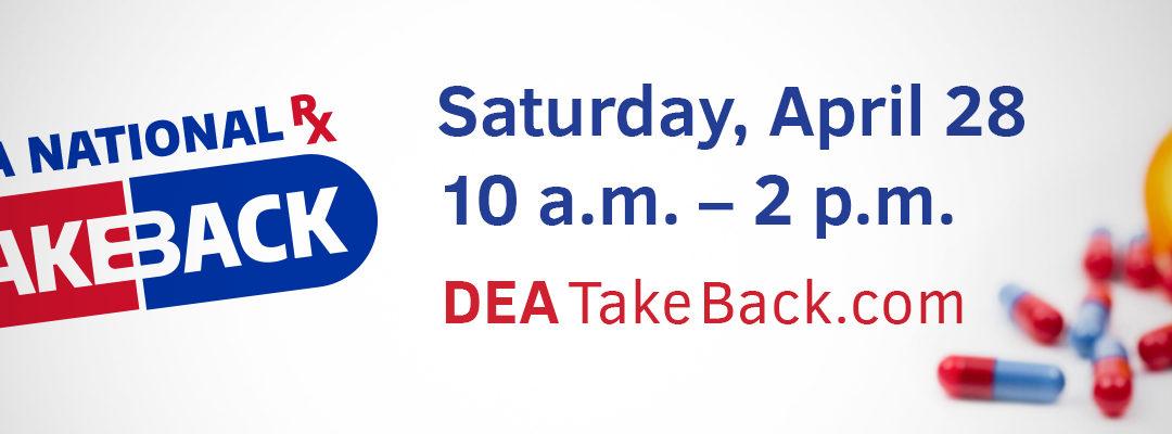 DEA Take Back Day